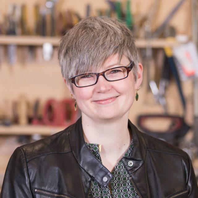 Headshot of Calgary team member Sarah-Jane Patterson