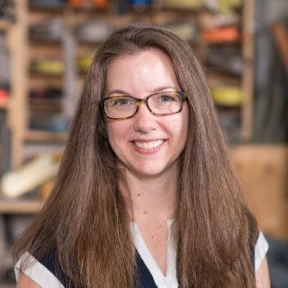Headshot of Vancouver team member Elizabeth Nutting, CSEP