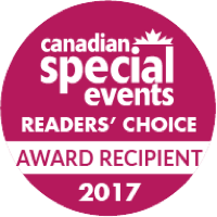 Canadian Special Event Readers' Choice Logo