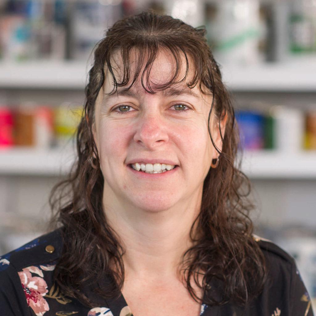 Headshot of Vancouver team member Cindy Cormier