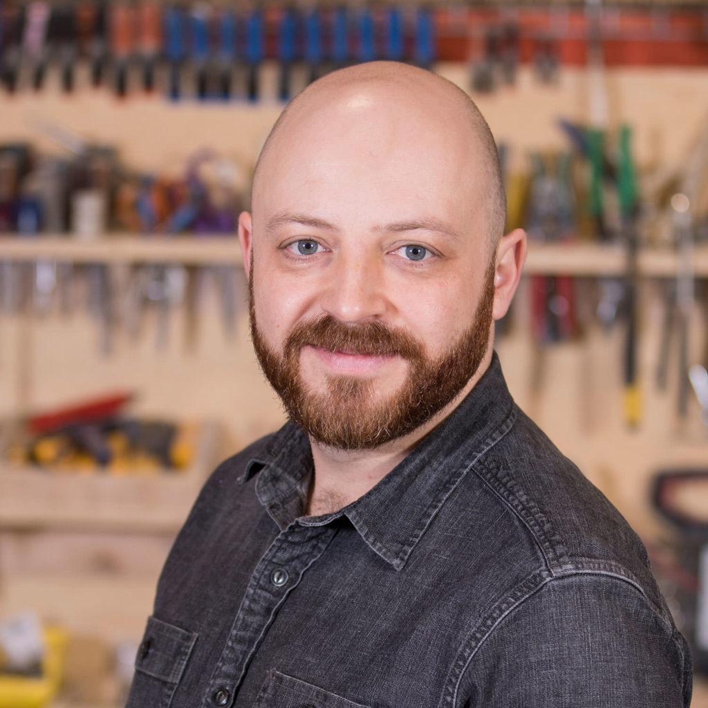 Headshot of Calgary team member Dominic Manca