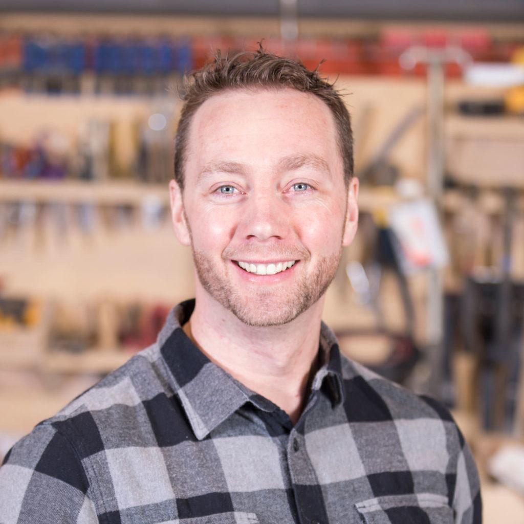 Headshot of Calgary team member Ryan Irvine