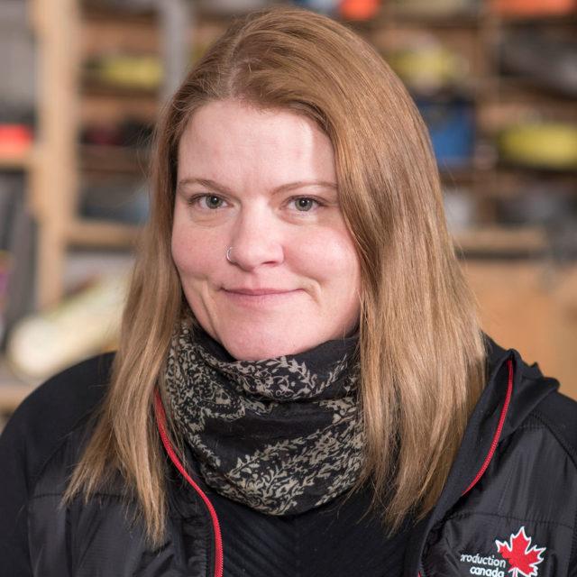 Headshot of Toronto team member Lindsay Shipway
